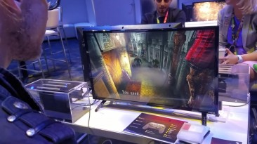 Офф-скрин геймплей Devil May Cry на Nintendo Switch