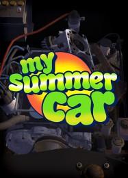 Обложка игры My Summer Car