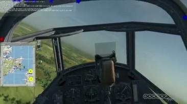 "Ил-2 Штурмовик: Битва за Британию ""Геймплей"""