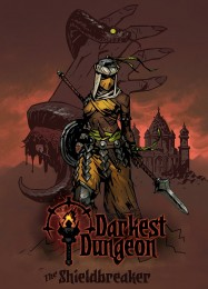 Обложка игры Darkest Dungeon: The Shieldbreaker
