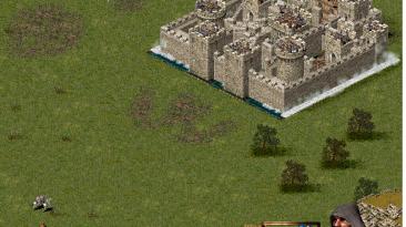 "Stronghold ""Карта для Осады."""