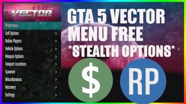 Grand Theft Auto 5 (GTA V): Чит-Мод/Cheat-Mode (Vector v1.0.5) [1.50]
