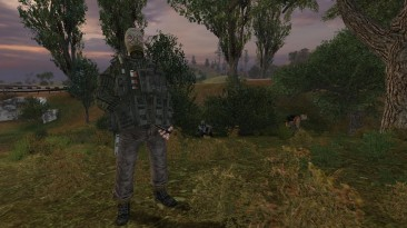 """S.T.A.L.K.E.R.: Shadow of Chernobyl """"Ultimate Outfit Pack 1.2"""""""
