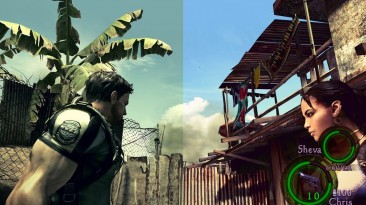 "Resident Evil 5 ""Sunny SweetFX preset, almost like sunny ENB"""