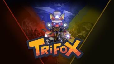 Анонсирована приключенческая игра Trifox для PS5, Xbox Series, PS4, Xbox One, Switch и ПК
