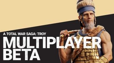 Патч 1.4.0 для Total War Saga: Troy приносит улучшения игрового процесса и многопользовательскую бета-версию