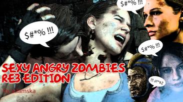 """Resident Evil 3 """"Сексуальные и злые зомби"""""""