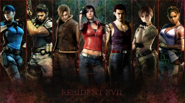 Resident Evil стала первой франшизой в истории Capcom которая преодолела рубеж в 100 млн проданных копий
