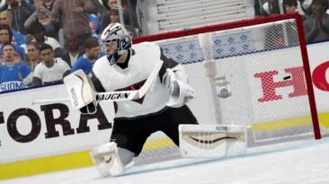 NHL 17 - Новый трейлер, демонстрирующий режим World Cup