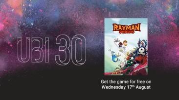 Rayman Origins - третья бесплатная игра от Ubisoft