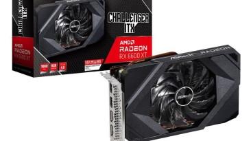 ASRock Radeon RX 6600 XT Challenger ITX предназначена для компактных сборок