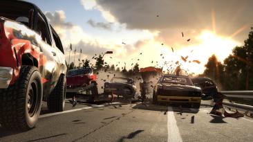 Вышло новое DLC Racing Heroes Car Pack для Wreckfest включающее три новых автомобиля