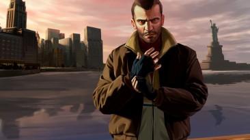 В GTA IV появятся достижения Steam - спустя 11 лет после релиза
