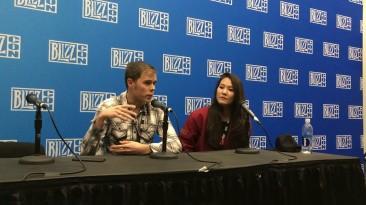 Q&A с дизайнером Джо Шели и продюсером Тифани Ват по Diablo 4 на BlizzCon 2019