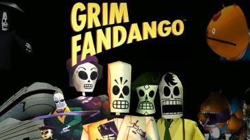 Как создавали культовый Grim Fandango