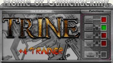 Trine: Трейнер/Trainer (+4) [1.10] {sILeNt heLLsCrEAm / HoG}