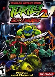 Обложка игры Teenage Mutant Ninja Turtles 2: Battle Nexus
