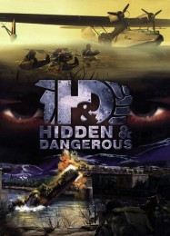 Обложка игры Hidden and Dangerous
