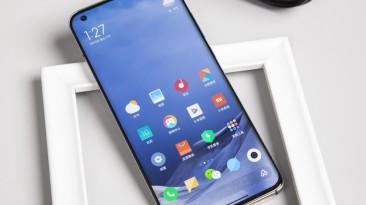 Xiaomi готовит к выходу новый смартфон серии Mi CC