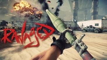 RAVAGED геймплейный ролик