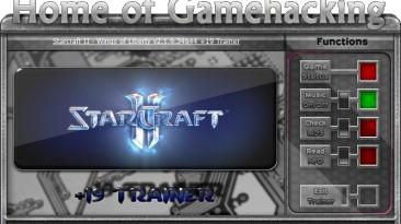 StarCraft 2: Wings of Liberty: Трейнер/Trainer (+19) [2.1.9.34644] {iNvIcTUs oRCuS / HoG}