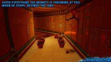 Crash Bandicoot 3 Warped - Получение трофея Your Moment of Zen.