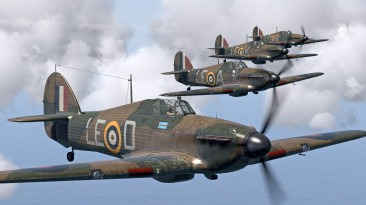 "Вышла Blitz-версия ""Ил-2 Штурмовик: Битва за Британию"""