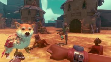 Трейлер к запуску Falcon Age - игры, где можно дать пятюню своему соколу в шляпке