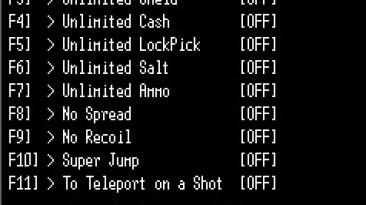 BioShock Infinite: Трейнер/Trainer (+11) [Steam] {LIRW / GHL}