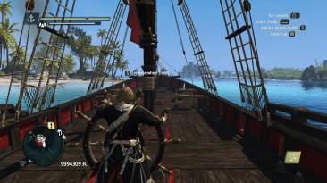 "Assassin's Creed 4: Black Flag ""Мод на шхуну охотника за пиратами"""