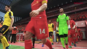 PES 2017 Data Pack 2.0 Liverpool FC Trailer