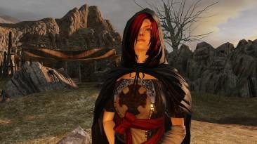 """Dark Souls 2 """"Velexia's Emerald-Eyed Herald"""""""