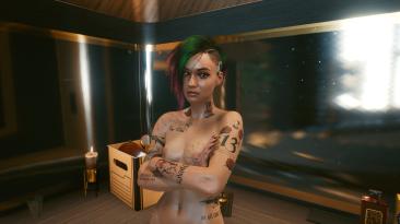"""Cyberpunk 2077 """"Мод на смену внешнего вида NPC v0.5"""""""