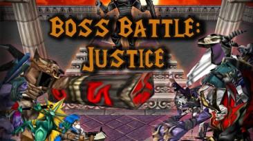"Warcraft 3 ""Boss Battle: Justice"""
