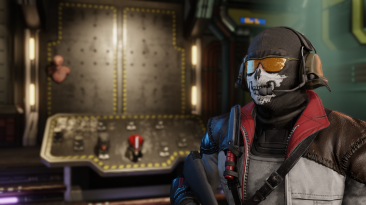 "XCOM 2 ""[WOTC] MW2 Simon 'Ghost' Riley's Balaclava"""