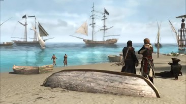 Assassin's Creed 4: Black Flag - Черная Борода король пиратов!