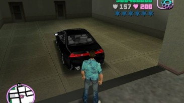 "Grand Theft Auto: Vice City ""Honda Accord Coupe"""
