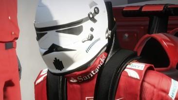"""F1 2012 """"Superhero HelmetPack"""""""