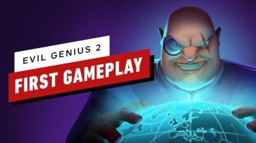 10 минут геймплея Evil Genius 2: World Domination