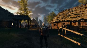 """Witcher 3: Wild Hunt """"Оптимизация для слабых ПК, есть листва, трава, текстуры"""""""
