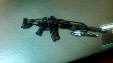 "Crysis Warhead ""Mod Weapons (DSG-1, Scar, SMG, FY)"""
