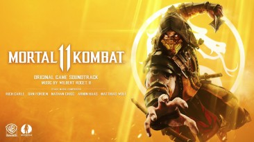 "Mortal Kombat 11 ""Original Game Soundtrack"""