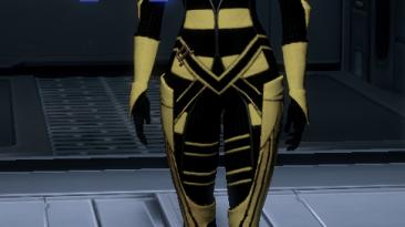 """Mass Effect 2 """"Пчелка Касуми"""""""