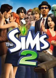 Обложка игры The Sims 2