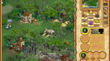 """Heroes of Might and Magic 4 """"Сценарий - The War of Endless Live"""""""
