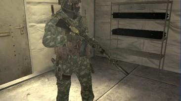 """Call of Duty 4: Modern Warfare """"Ветераны спецназа и дополнительное оружие"""""""