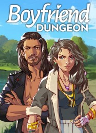 Обложка игры Boyfriend Dungeon