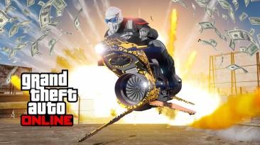 GTA Online - лучшая мультиплеерная игра десятилетия ?