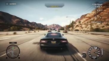 Эволюция Dodge Viper из Need for Speed