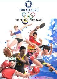 Обложка игры Tokyo 2020 Olympics: The Official Video Game